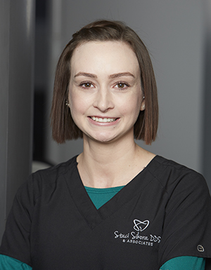 kristen dental hygienist